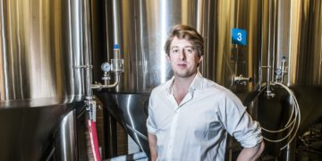 Cillian Fahey Larkins Brewing - Crowe Ireland