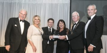 Photographer - Paul Sherwood paul@sherwood.ie 087 230 9096 South Dublin Chamber and South Dublin County Council, South Dublin County Business Awards 2018, held at the citywest Hotel, Dublin. October 2018.