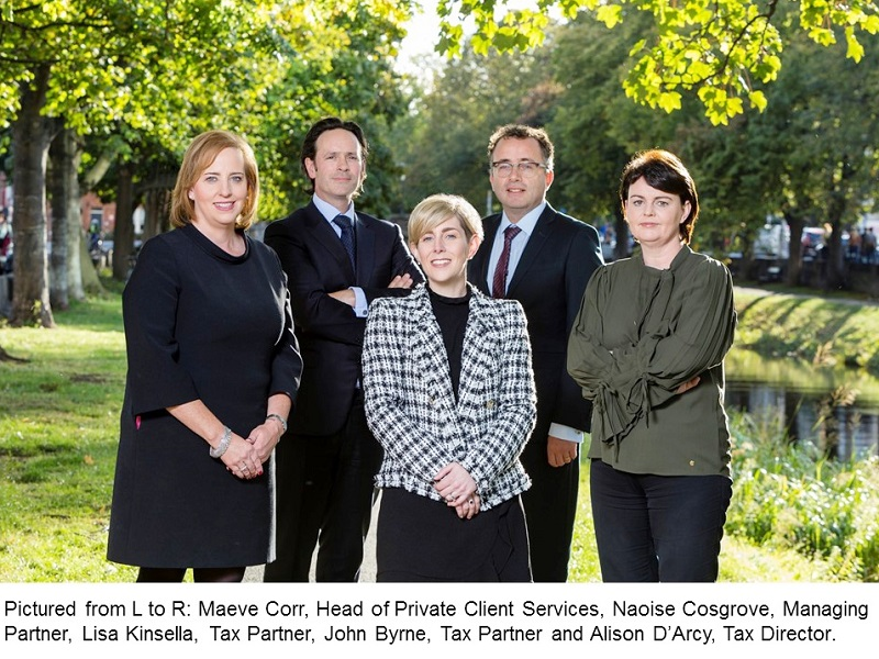 Diversity in workplace - senior female hires by Crowe Ireland