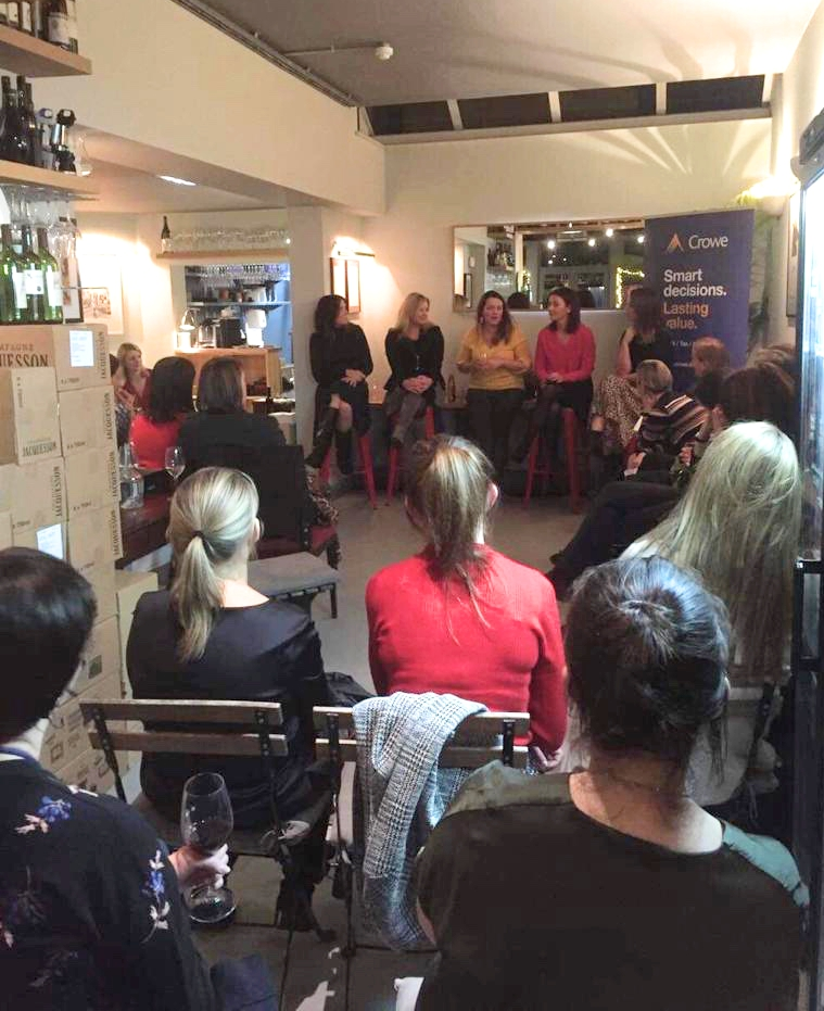 Our Lady's School Alumni Women in Business Event – sponsored by Crowe Ireland