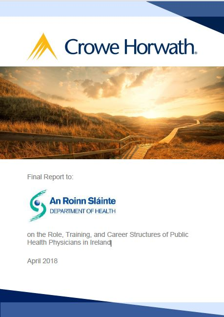 Crowe Ireland Report to Department of Health
