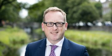 Profile of Chris Magill Audit Partner - Crowe Ireland