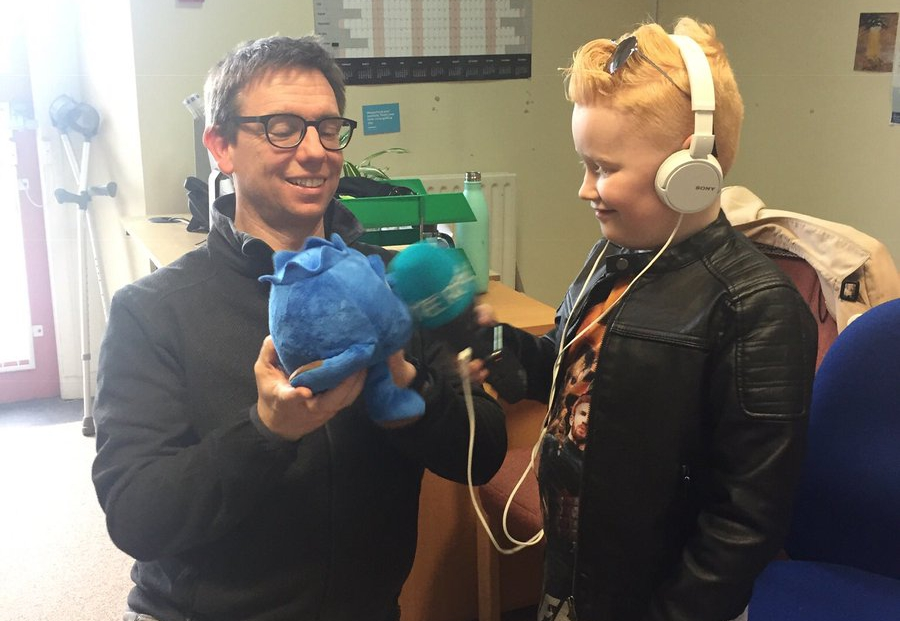Crowe Ireland supporting NCBI - Morning Ireland radio interview