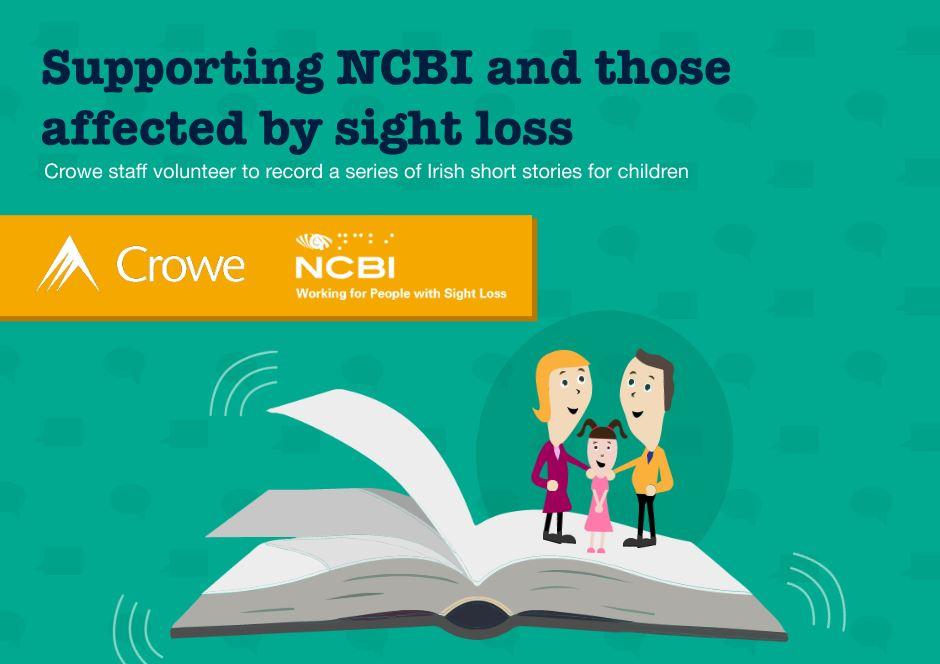 Crowe Ireland supports NCBI
