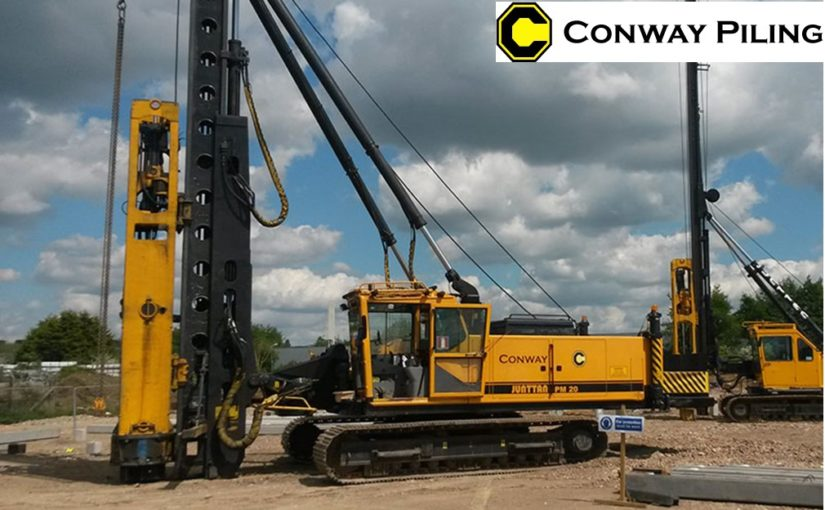 Conway Piling Limited successfully emerged from examinership - Crowe Ireland
