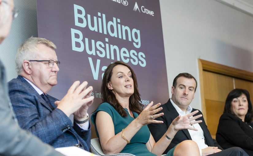 Bernie Kinsella on investing in talent - Crowe Ireland