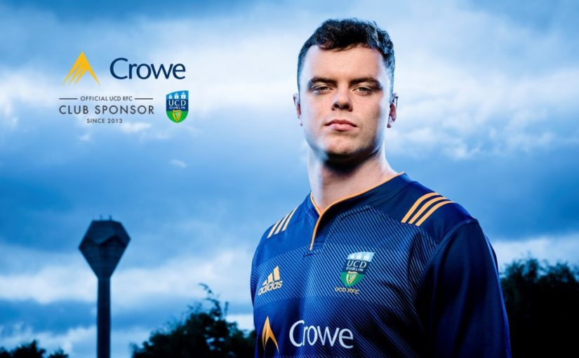 James Ryan up for three Irish Rugby Players Awards - Crowe Ireland