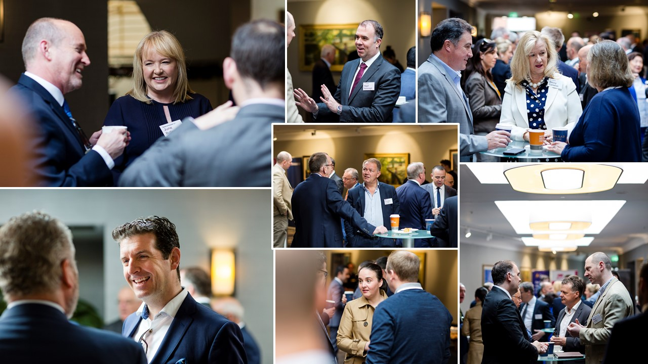 Building Business Value leadership event - Crowe Ireland