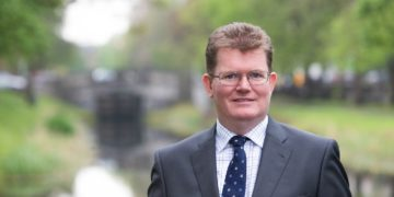 Profile of Aiden Murphy, partner with Crowe Ireland's corporate finance department