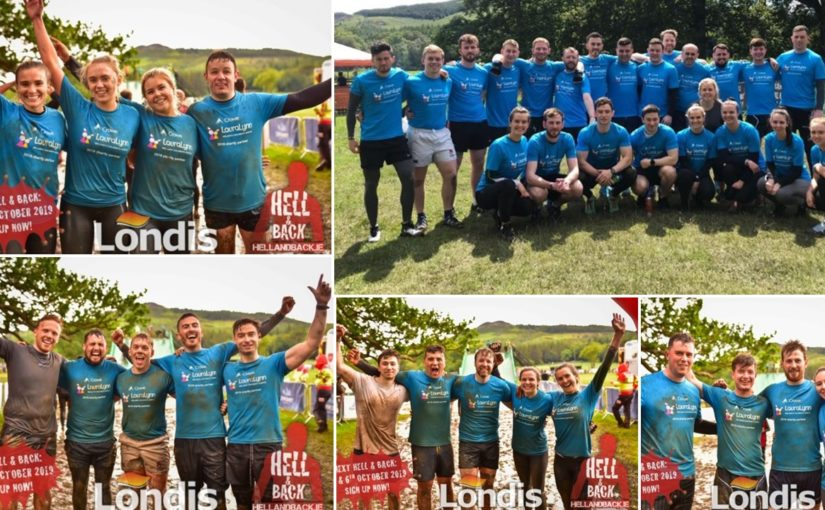 """Crowe staff took part in last weekend's Hell & Back, Ireland's """"toughest physical & mental endurance challenge', to help fundraise for our 2019 charity partner LauraLynn"""