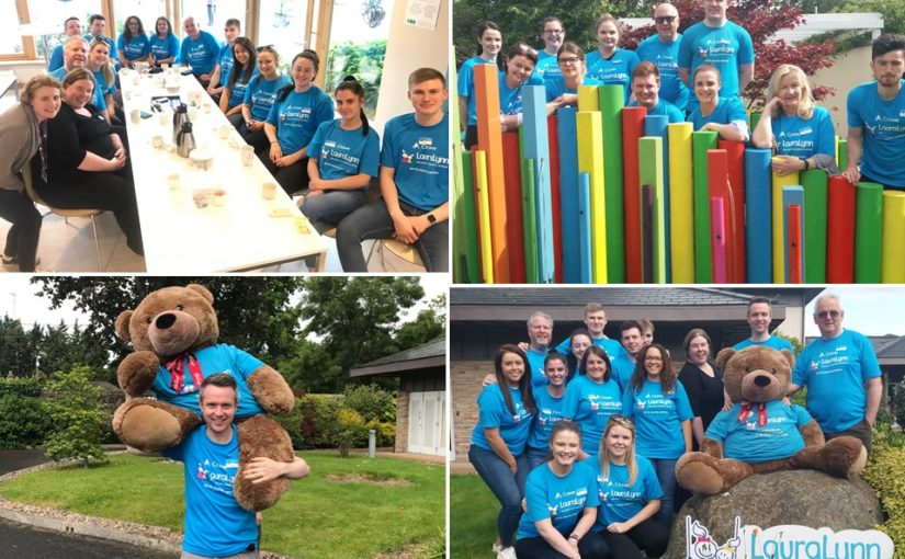Crowe staff volunteer at LauraLynn – Ireland's Children's Hospice