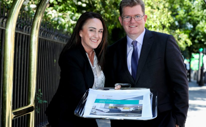 Crowe Ireland releases 2019 Irish Hotel Industry Survey