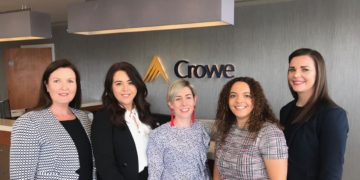 Crowe announces promotions in tax department