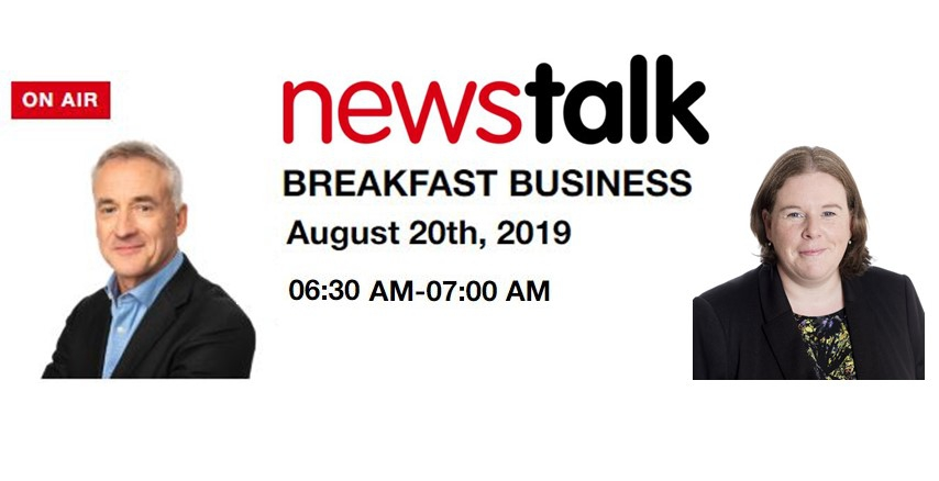 Launch of Central Register of Beneficial Ownership - Newstalk interview