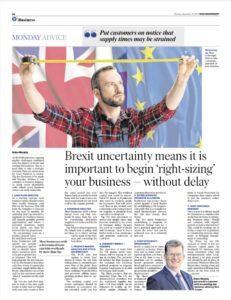 Aiden Murphy Irish Independent article September 2019 - Crowe Ireland