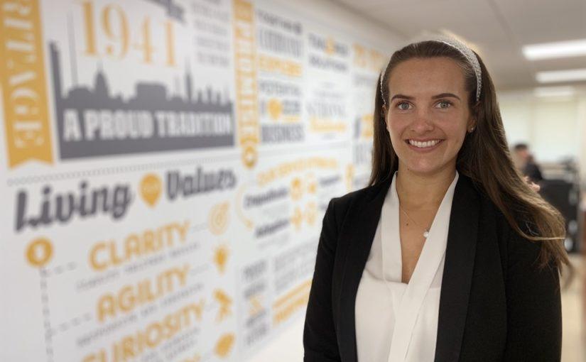Anna Ellistrem, Audit trainee - Crowe Ireland