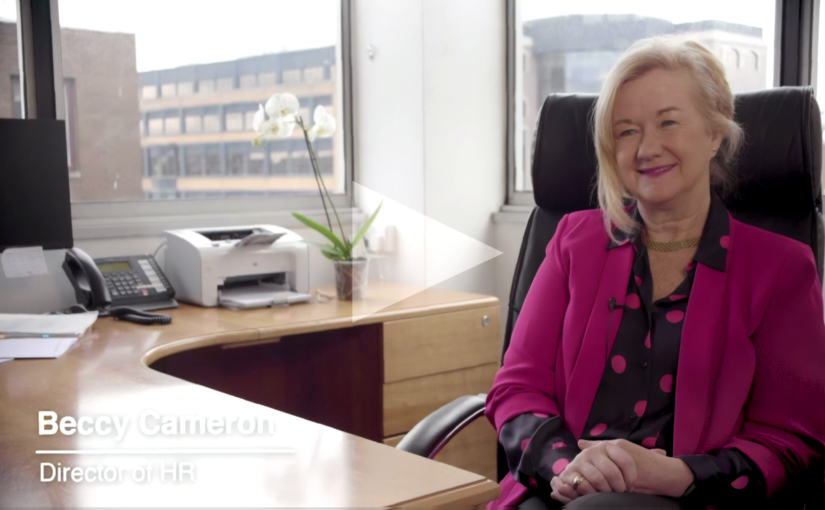 Interview with Beccy Cameron HR director - Crowe Ireland