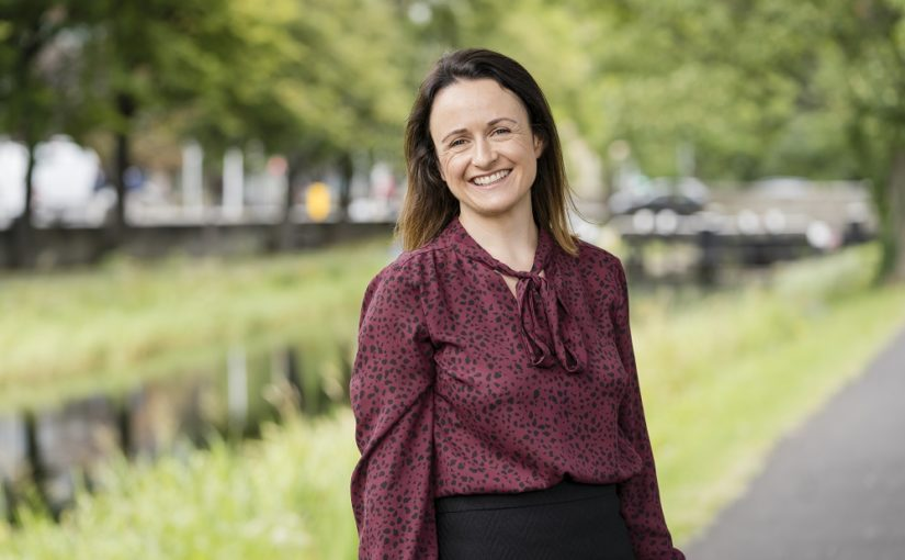 Crowe Ireland financial controller Catriona Fitzgerald