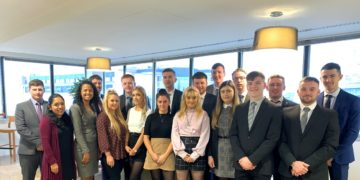 Crowe Ireland 2019 graduate intake