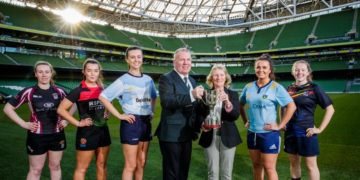 Crowe Ireland sponsors UCD Rugby Womens team
